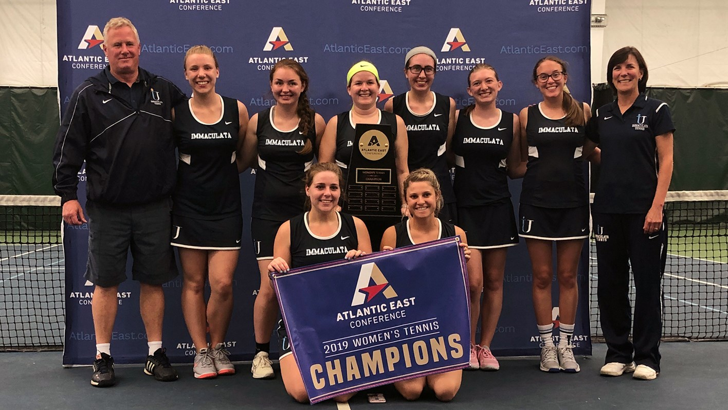 Women's Tennis - Atlantic East Conference